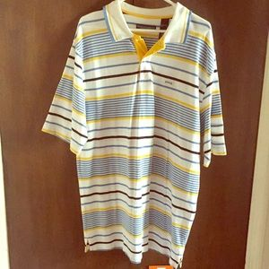 Enyce collard shirt